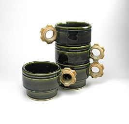 Stack-able Cups, custom order only