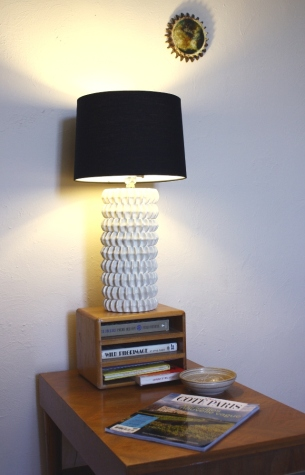 Bone Gear Lamps - Custom Order Only - contact me directly