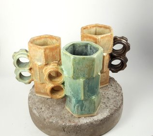 Triple Stacks - Available on Etsy